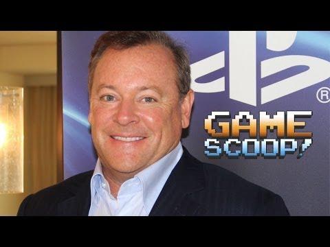 PlayStation's Leader Steps Down - Game Scoop! Episode 295: