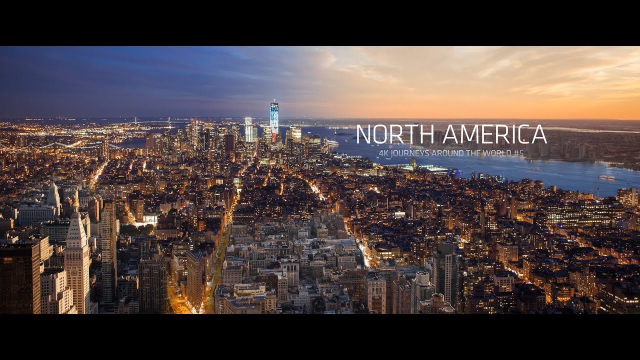 Top 5 timelapse videos. Cities of the world 18