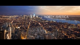 North America | 4k timelapse