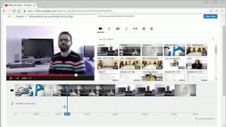Guía de uso del Editor de vídeo de Youtube Video