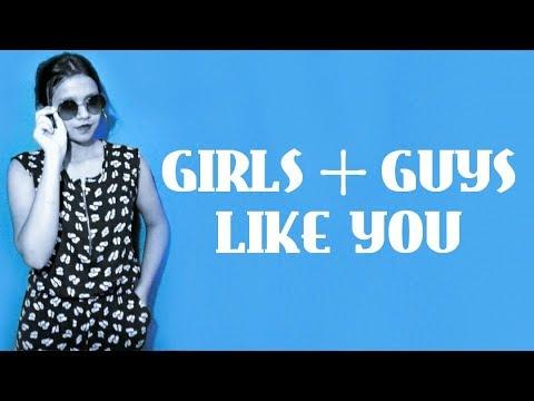Maroon 5 - Girls + Guys Like you  cover by Prerana Bhattacharya