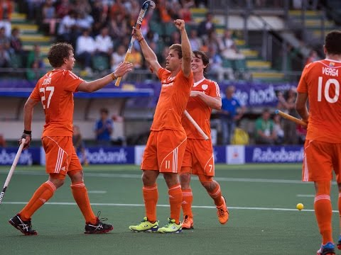 Jeroen Hertzberger - his best field hockey goals