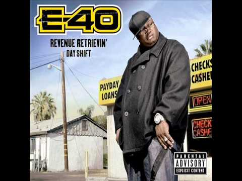 E-40 - Bitch (Featuring Too $hort) (Instrumental) (480p)