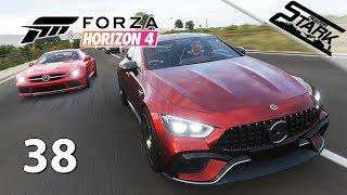 Forza Horizon 4 - 38.Rész (Mercedes-AMG GT Coupé '18 a Merci kupán) - Stark