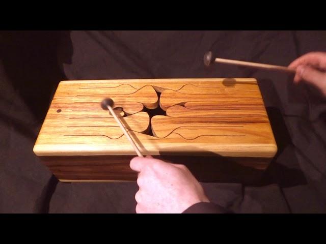 Janka 12 Key - Canary & Kingwood (B Minor Celtic)