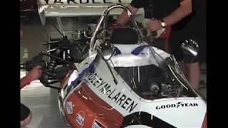 McLaren M19A Engine Start up!