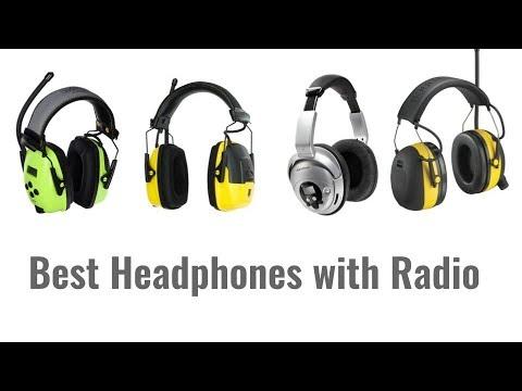 Radio Headphones - Top 4 (2018)