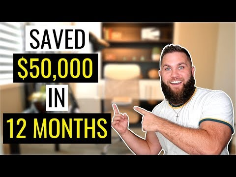 15 MONEY SAVING TIPS: How I Saved $50,000+ This Year (Minimalism + Frugal Living)