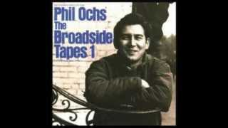 Phil Ochs - Christine Keeler