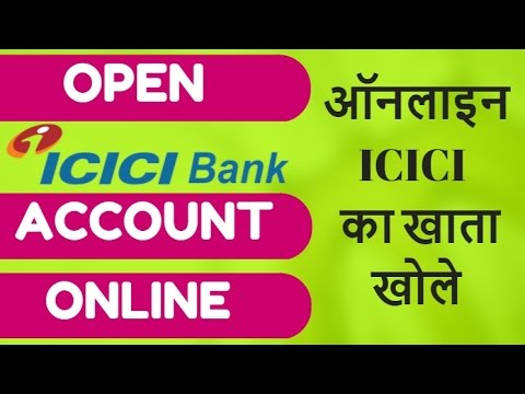 How to apply ICICI Bank Account Online – Apply ICICI Bank Account Online – Create ICICI Bank Account