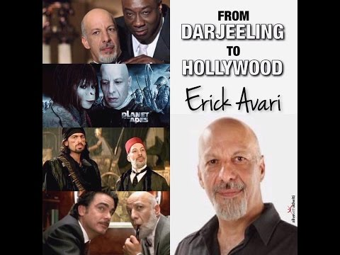FROM DARJEELING TO HOLLYWOOD  ERICK AVARI !!!