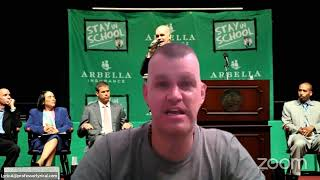Professor Lyrical - Surprise I am live - Talking CELTICS MOVES and NON MOVES