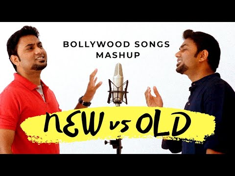 NEW vs OLD Bollywood Songs Mashup by Mukesh Rathore | Medley of 14 Hit Songs