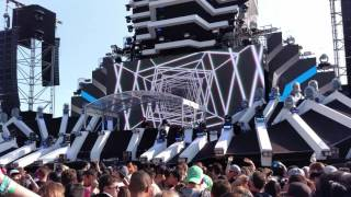 "Cedric Gervais ""Would I Lie To You"" Electric Zoo NYC Sunday 2016"