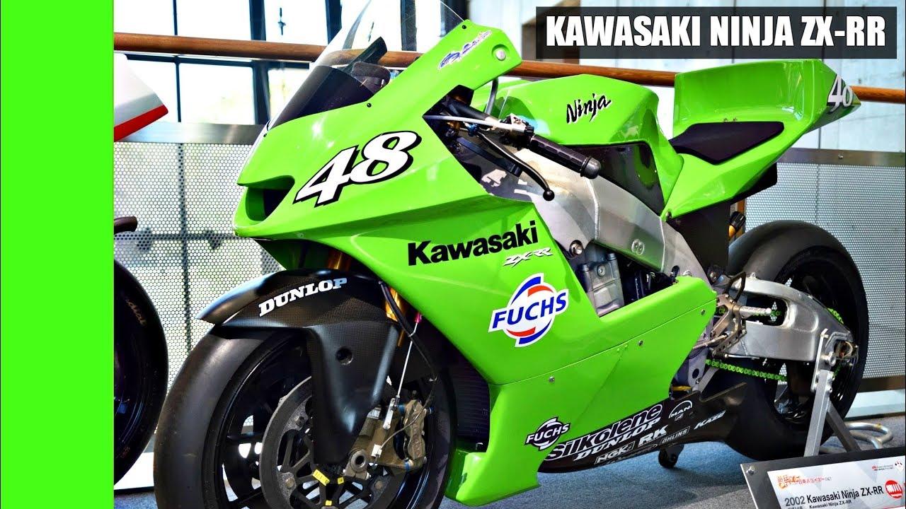 Kawasaki Zx Rr Motogp Bike Development Full Documentary Youtube