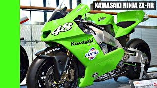 Kawasaki ZX-RR / MotoGP Bike - Development | FULL DOCUMENTARY