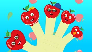 Finger Family | Apple
