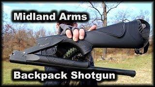 Best budget survival shotgun? Midland Backpack Shotgun Preliminary Review