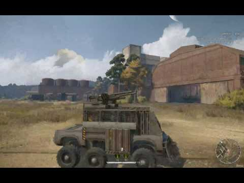 Crossout 101 Episode 21   How to armor the trucker
