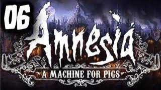 """LEKCJA CHEMII! - """"Amnesia: Machine for Pigs"""" #06 - Zagrajmy z Esem!"""