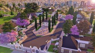 WISTERIA SIMS (Condomínio para a série)│The Sims 4 (Speed Build)
