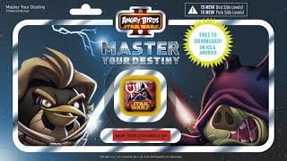 NEW! Angry Birds Star Wars 2: Master Your Destiny gameplay trailer