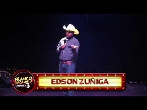 Franco Escamilla presenta 3.- Edson Zúñiga El Norteño
