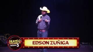 Franco Escamilla presenta 3.- Edson Zúñiga