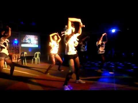 barangay ANTIPOLO dance revolution (GENTLE GIRLS)