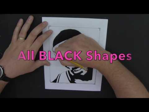 Shepard Fairey Stencils - Art Project
