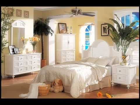 whitewash bedroom furniture - YouTube