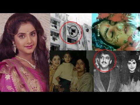 Unknown Surprising Facts About Divya Bharti || Pastimers