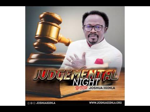 Download JUDGMENTAL NIGHT WITH JOSHUA IGINLA 07/07/2021