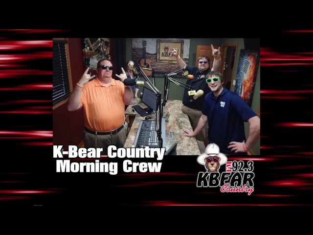 FM 92.3 KBEAR Country - Today's Hot New Country