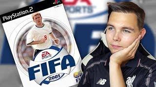 Moja pierwsza FIFA...