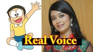 Real Voice Behind Cartoons in hindi HD