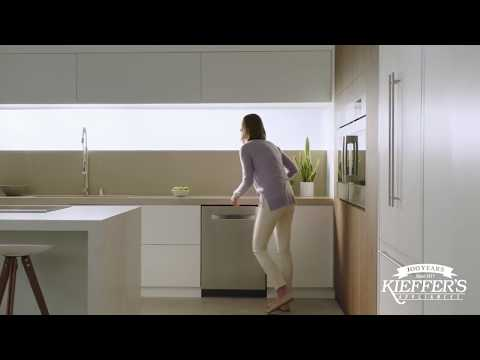 Bosch Dishwasher with Adjustable Rack