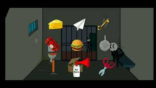 Stickman Jailbreak 1 & 6 By (Dmitry Starodymov) & Escape the Prison By (Ber Ber) Games  ►About Game