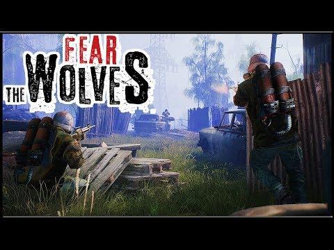 Fear the Wolves Обновление #2 - МИНИ КАРТА ЧЕРНОБЫЛЯ И РУССКИЙ ЯЗЫК   БАТЛ РОЯЛЬ S.T.A.L.K.E.R.