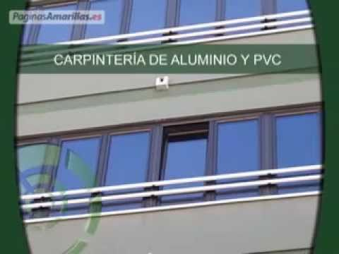 decoaluminio carpinter a de aluminio en m laga youtube