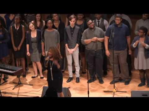 Now Behold The Lamb (Fall 2015, Gospel Choir Concert)