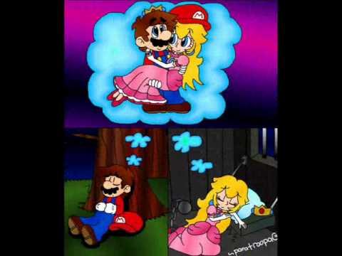 Bad Boy MarioxPeach