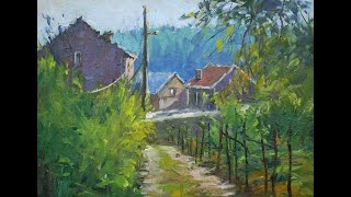 Christian Arnould   209   Oil Painting