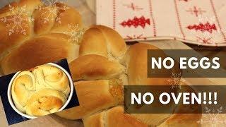 Eggless Stuffed bread without Oven/Sivakasi Samayal Express 93