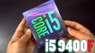 Intel i5 9400F e le CPU senza grafica integrata!