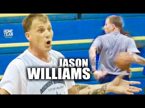 "Jason Williams ""White Chocolate"" BEST of Orlando Pro Am & Scrimmages #StillHoopin"