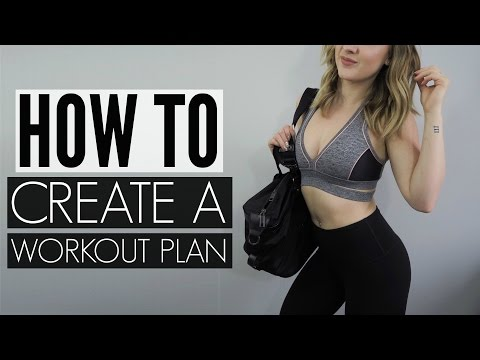 How To Create Your Workout Plan | 5 Easy Steps