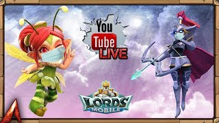 WE BACK!  Opening boxes! Lords Mobile