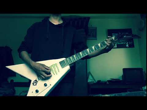 Plywood guitar demo [clean & drive]