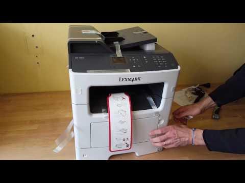 Lexmark mx310dn imprimante laser Multifonction 4 en 1